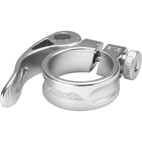 Red Cycling Products QR Saddle Clamp Ø35mm silver